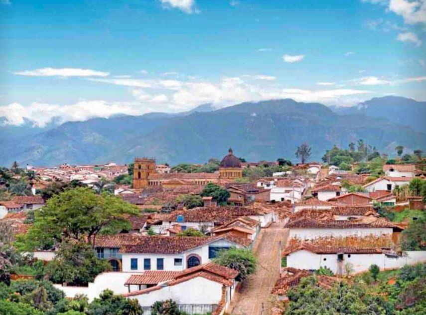 Santander Salida desde Bogotá